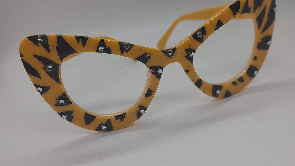 Fierce kitty cateye frames