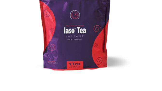 fruit punch flavor detox tea