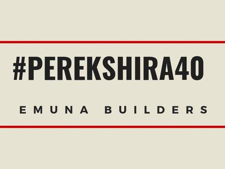 #PEREKSHIRA40 CHALLENGE (BLI NEDER)