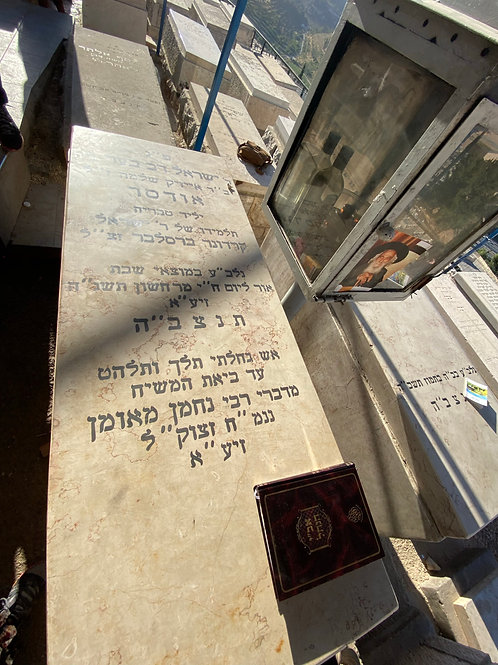 Rabbi Yisroel Dov Ber Odesser