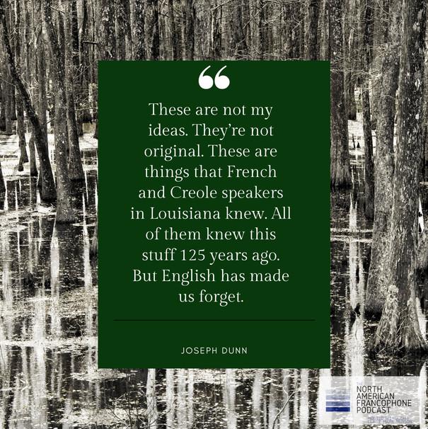 More Louisiana Perspectives - Joseph Dunn