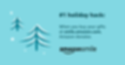 Amazon Smile Facebook Banner Winter Holi