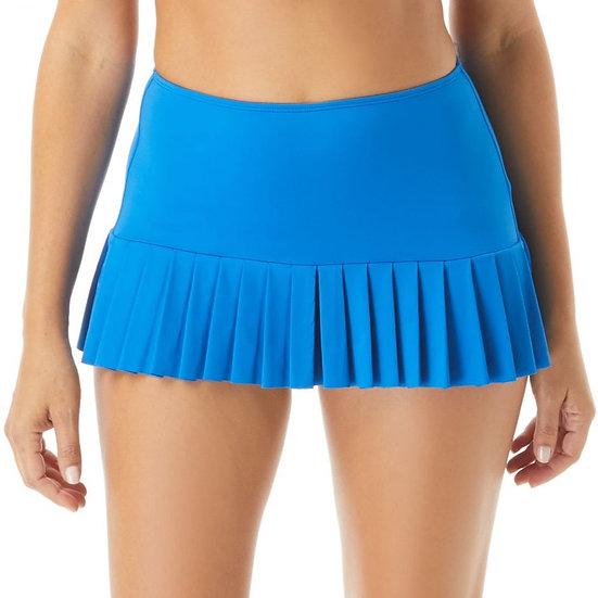 BEACH HOUSE - Sophie Pleated Swim Skirt - H58016