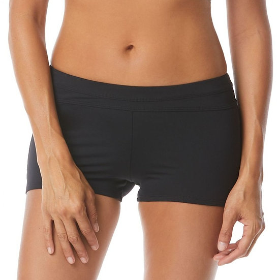BEACH HOUSE - Black Slim Fit Swim Shorty - H47895