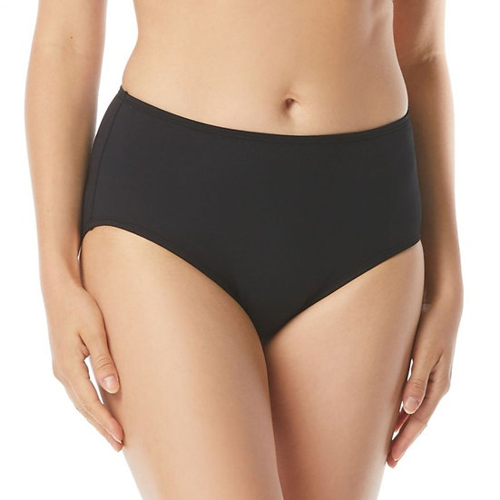 Chloe High Waisted Bikini Bottom - Beach Solids - H58433