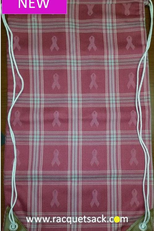 PINK - Breast Cancer Awareness Racquet Sack