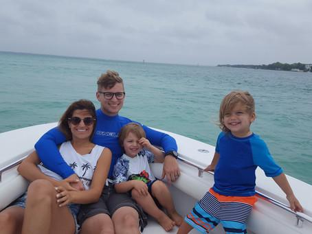 Fun family today