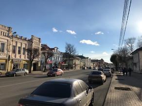 Из Курска в Череповец