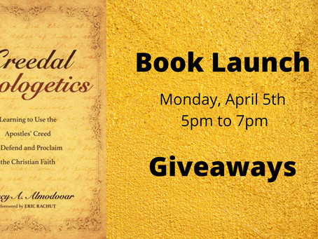 LIVE Book Launch