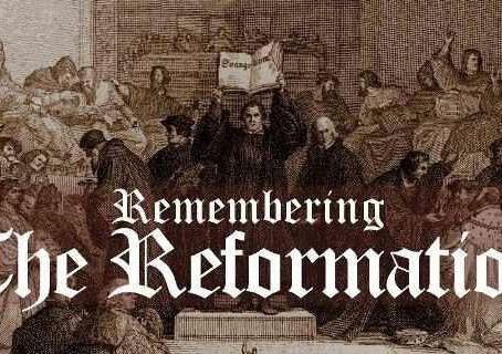 Believe, Teach and Confess:  A Call back to the Reformation