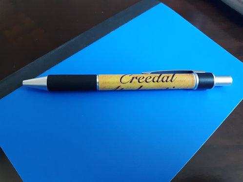 Creedal Apologetics Premium Ball Point Pen