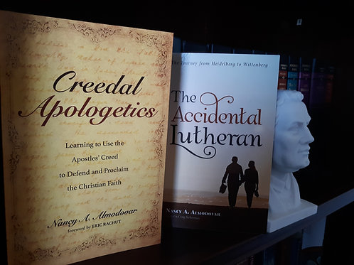BOTH the Accidental Lutheran & Creedal Apologetics (Set)