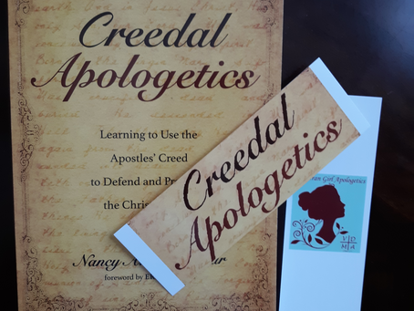 UPDATES on Creedal Apologetics