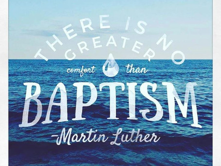 By Baptism a Child of Paradise!