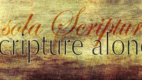 Direct Revelation or Special Revelation (Written Word of God)
