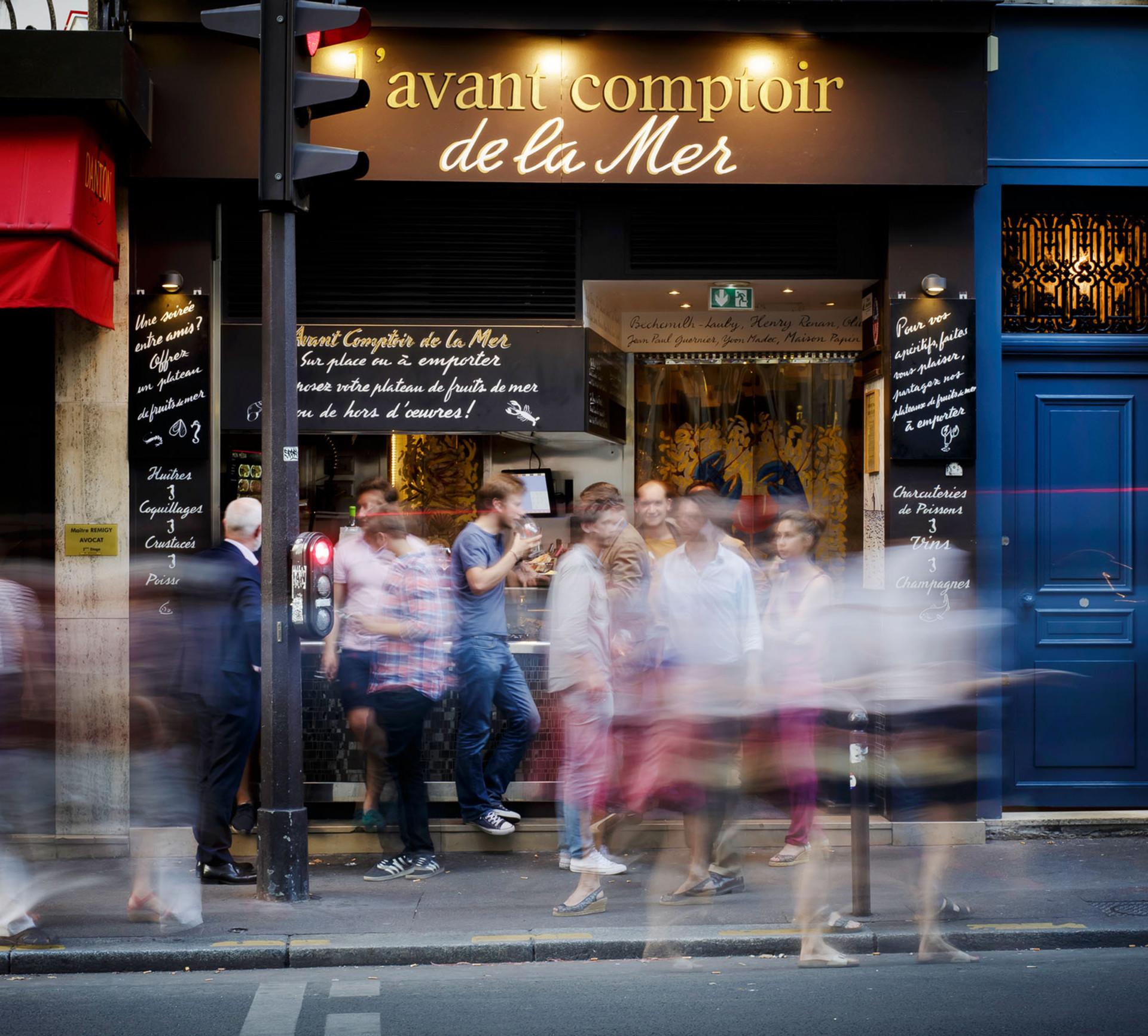 L'avant Comptoir De La Mer - Paris