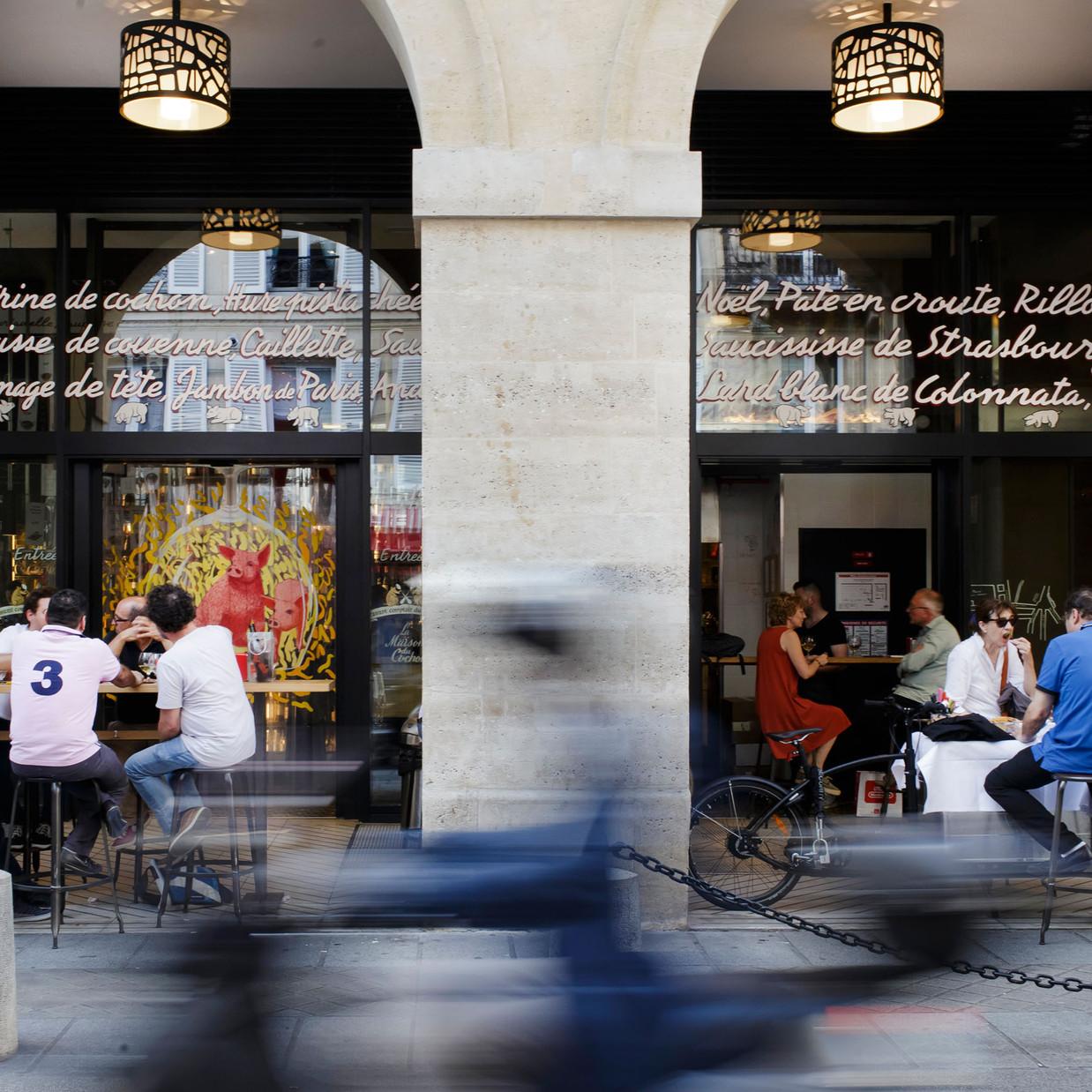 L'Avant Comptoir du Marché - Paris