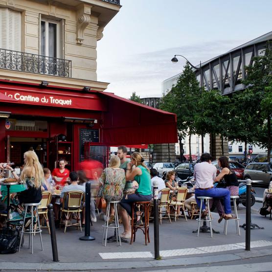 la cantine du troquet - Paris