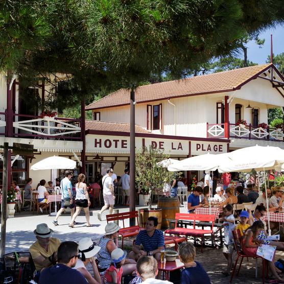 Hôtel de la Plage - Lège Cap Ferret