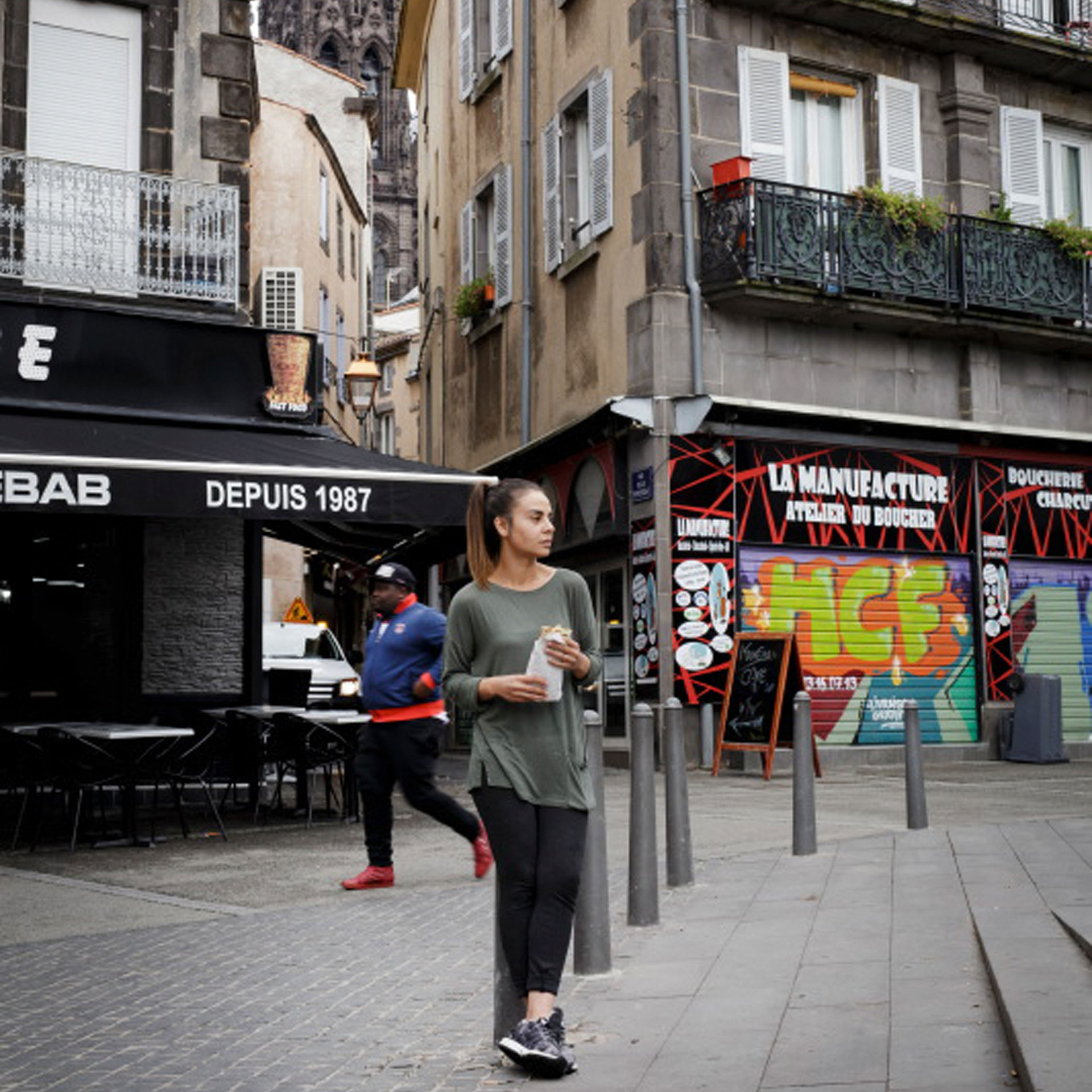 Clermont Ferrand Food