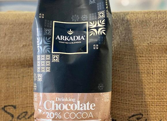 Arkadia Drinking Chocolate - 20% (1kg)
