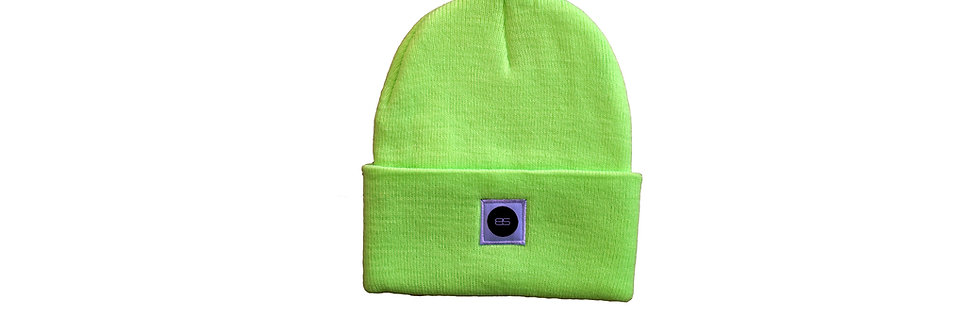 "8S Patch ""Thinsulate"" Knit Beanie"