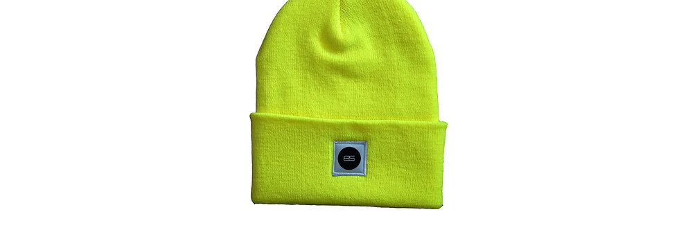 """8S Patch """"Thinsulate"""" Knit Beanie"""