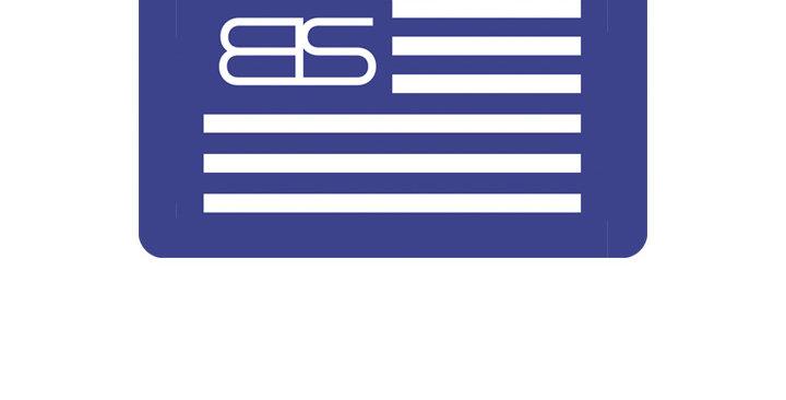 Big Strapper '8S' Flag Air Freshener | New Rig