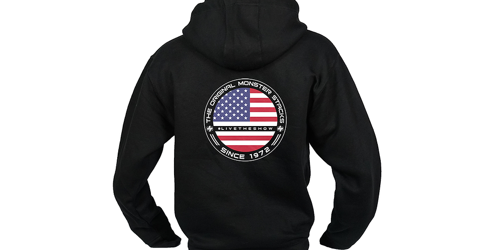 The Original Monster Stacks Hoodie