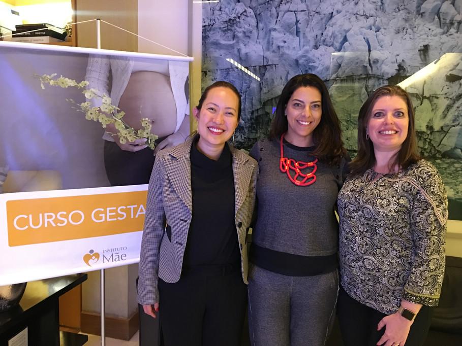 Dra Lidia Myung e Dra Vanessa Radonsky