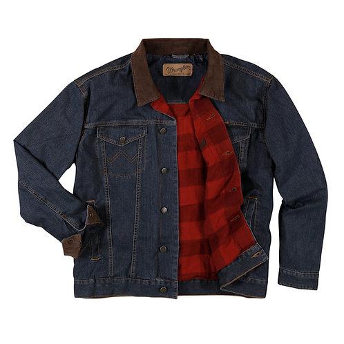 Wrangler® Blanket Lined Denim Jacket
