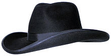Doc Holliday Hat