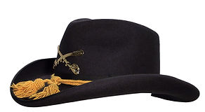 Confederate Cavalry Hat