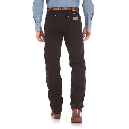 Wrangler Chocolate original fit jeans