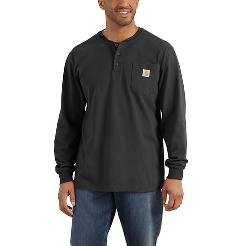 Carhartt Long-Sleeve Henley T-shirt