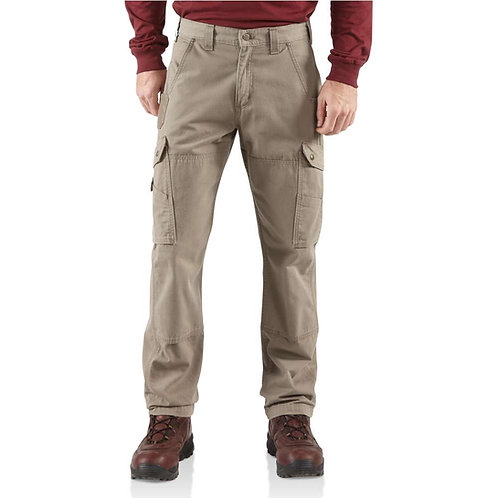 Carhartt Cotton Ripstop Relaxed Fit Double-Front Cargo Work Pant
