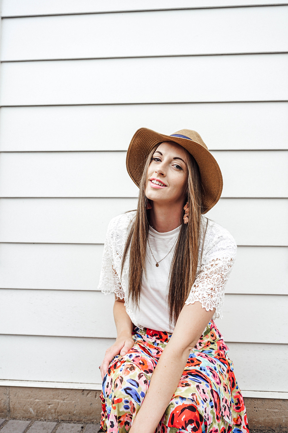 affordable summer fashion - shein and gap