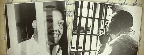 Martin Luhter King & Ray Rosario