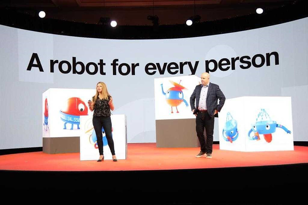 A robot for every person