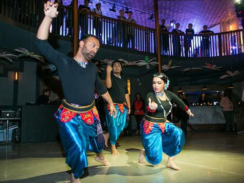 Bangladeshi dancers in Toronto