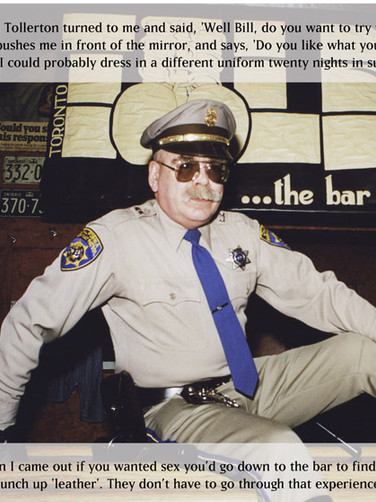 Bill McIntyre at the Tool Box bar