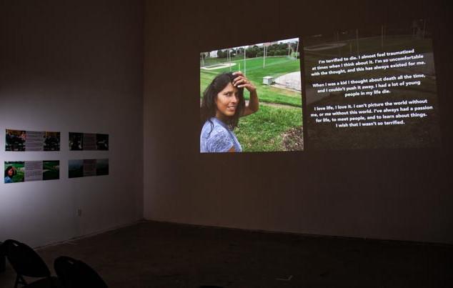 Attiya Khan screening room