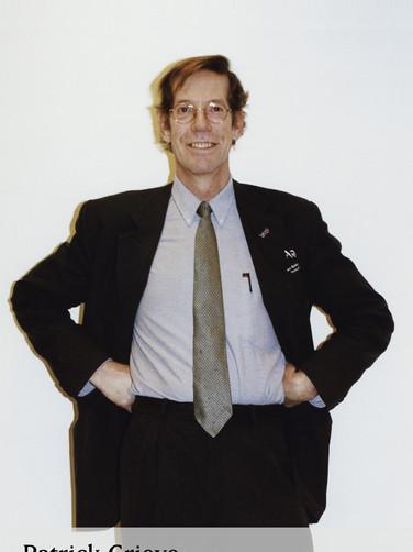 Patrick Grieve