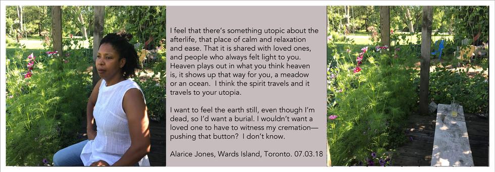 Alarice Jones