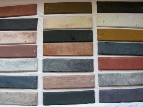 Rock colours