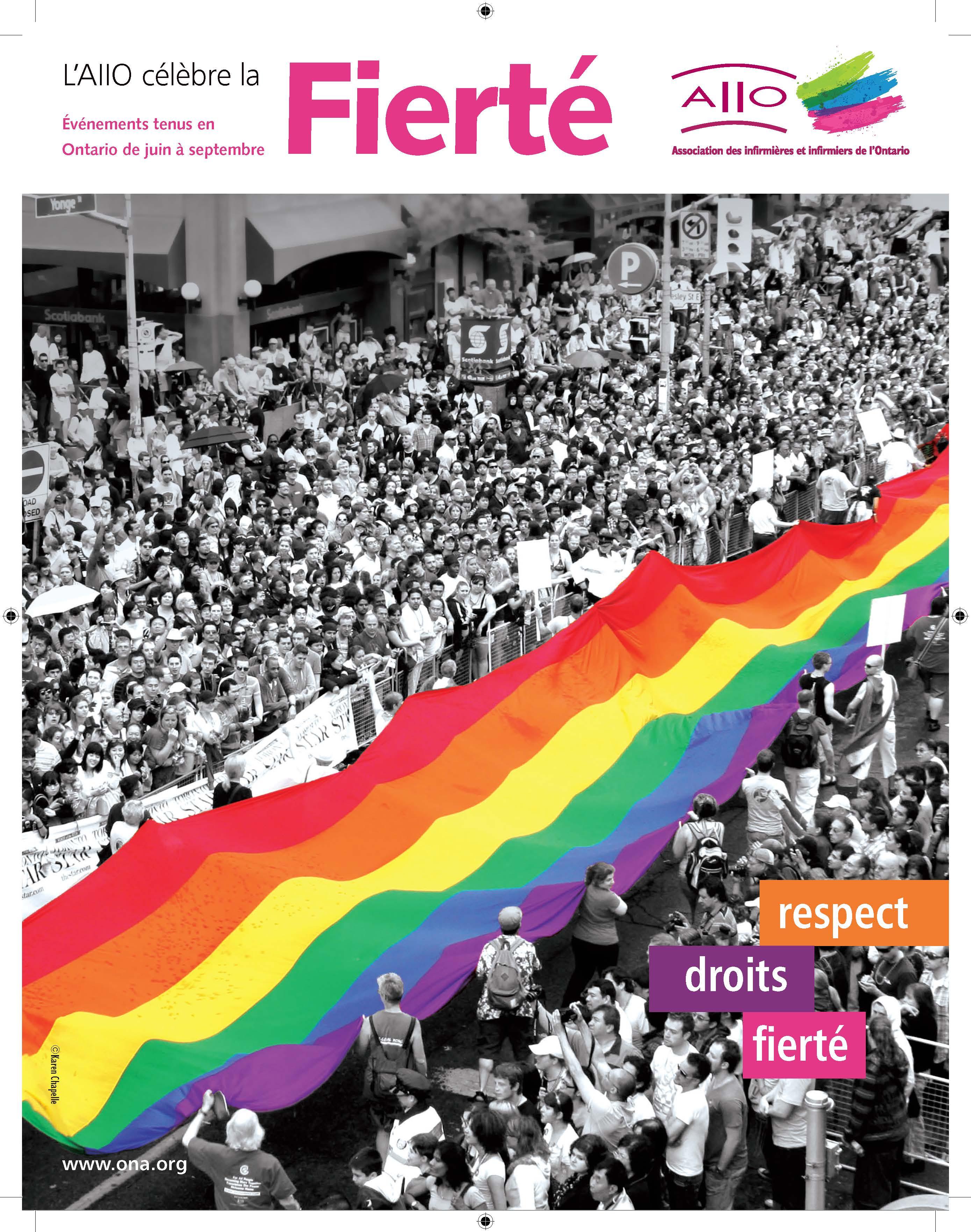 ONA Pride poster