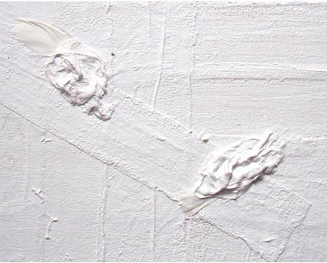 White panels, detail