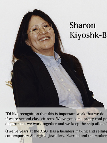 Sharon Kiyoshk-Burritt in uniform