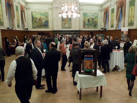 Launch event in Parliament