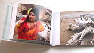 Missing You book spread